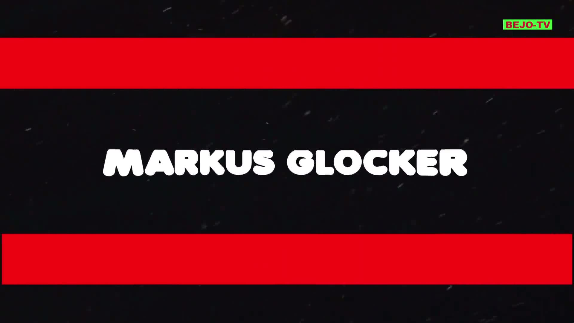 MARKUS GLOCKER - A STAR IS BORN