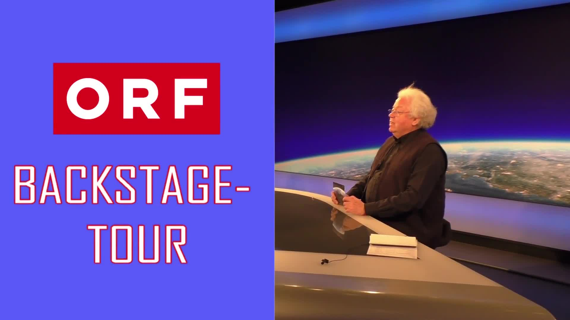 ORF Backstage - Tour