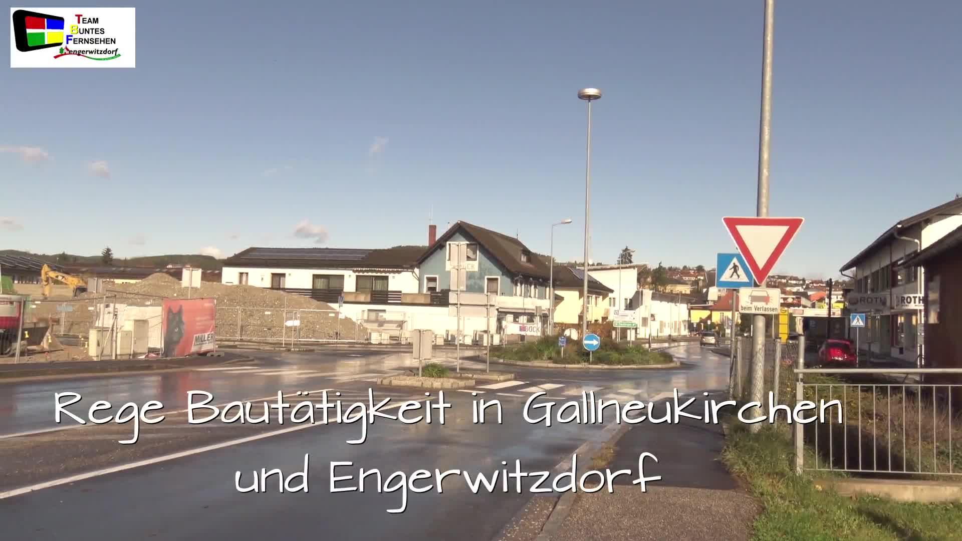 Rege Bautätigkeit in Gallneukirchen und Engerwitzdorf