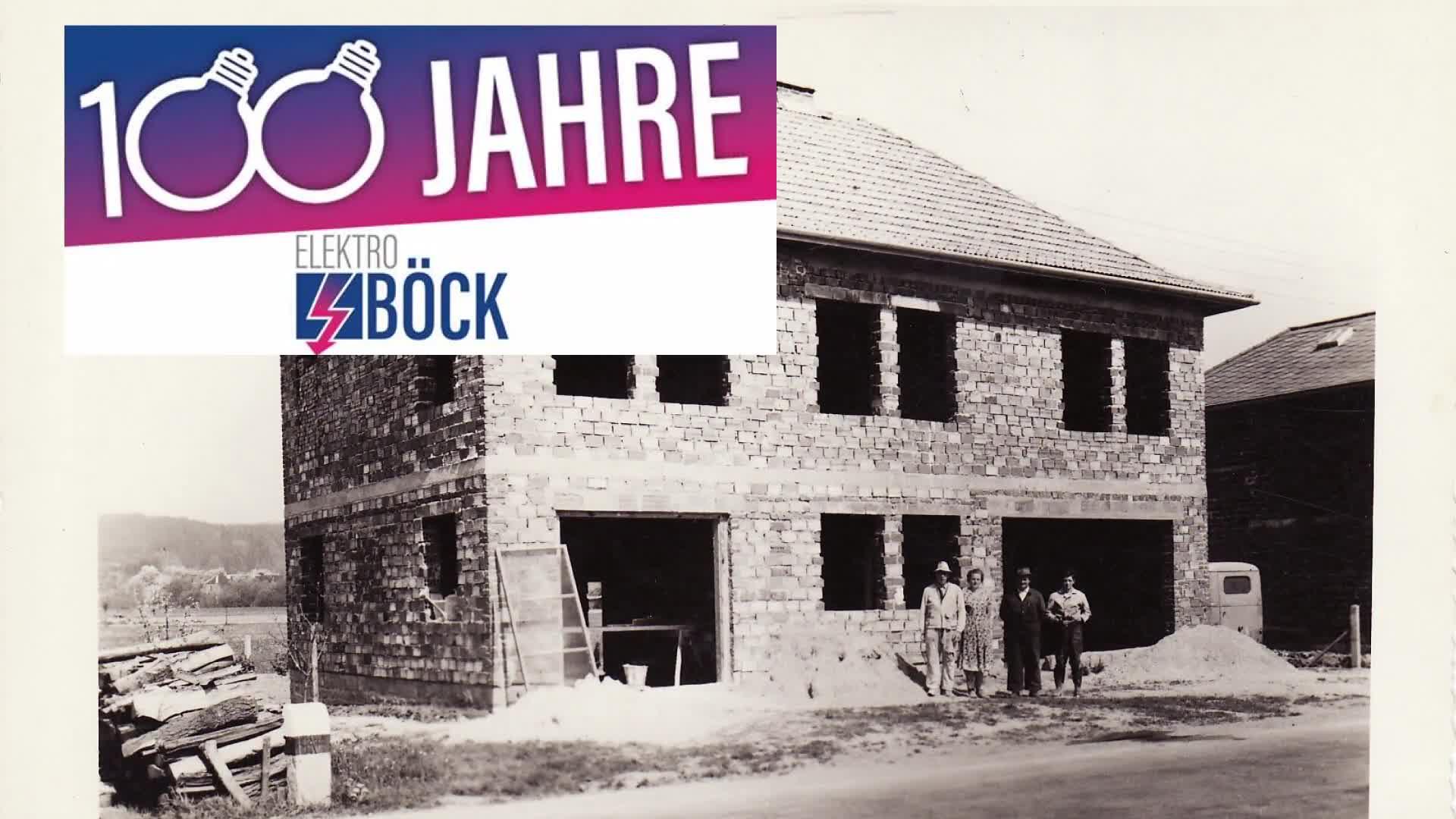 100 Jahre Elektro Böck