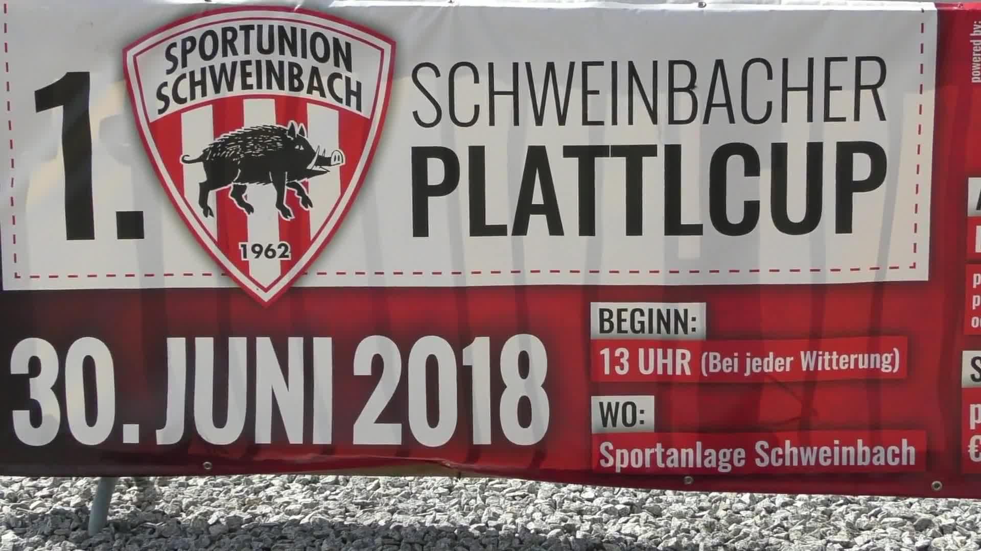 1. Schweinbacher Plattl-CUP