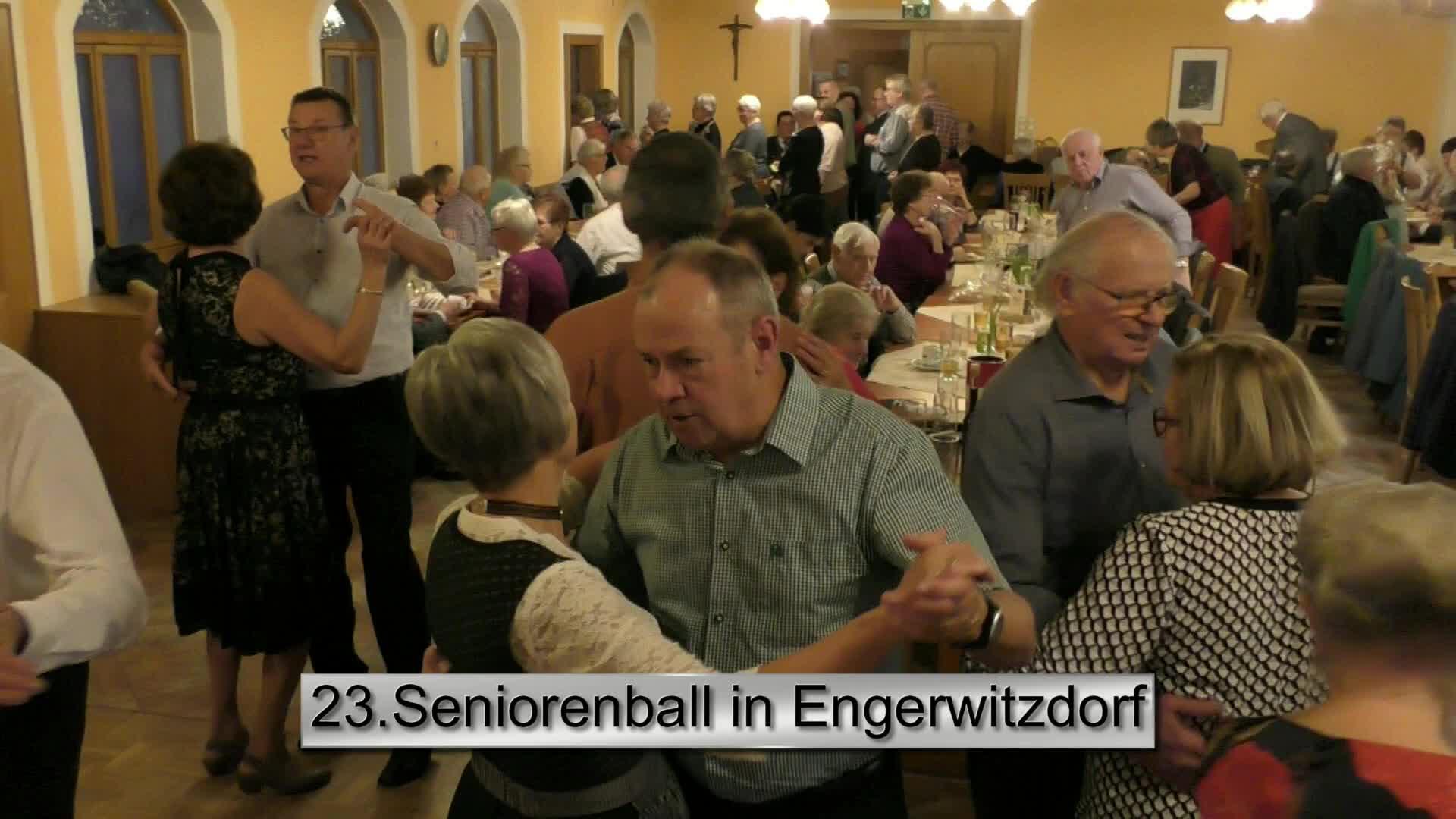 23. Seniorenball in Engerwitzdorf