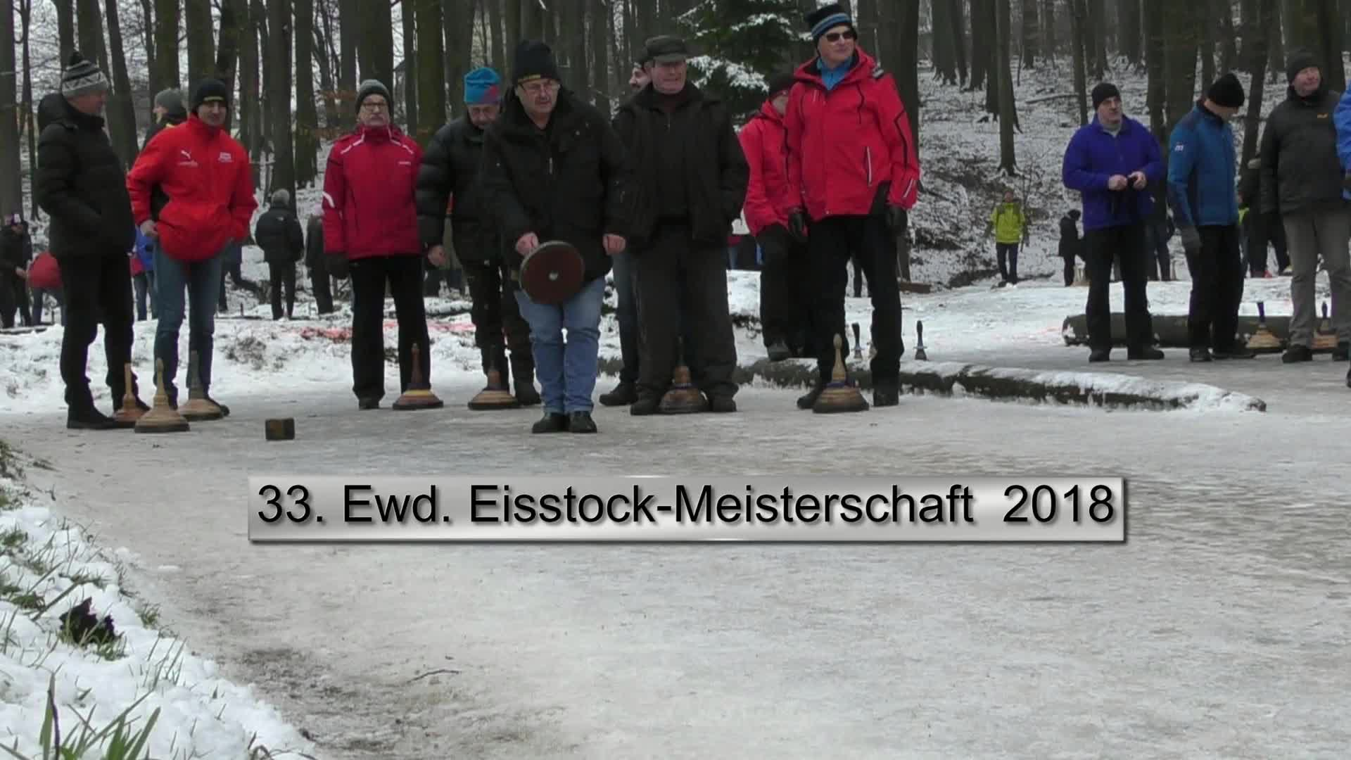 33. Engerwitzdorfer Eisstock-Meisterschaft 2018