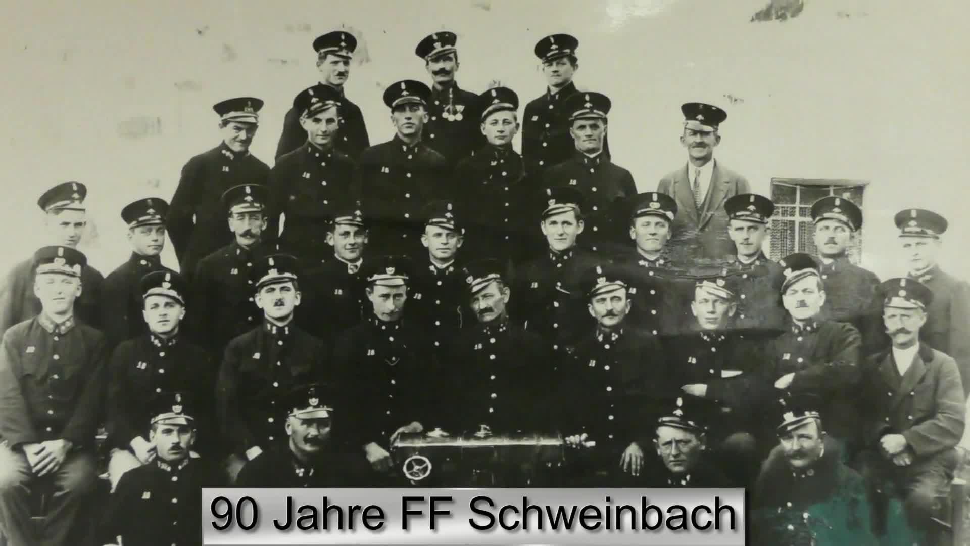 90 Jahre FF Schweinbach
