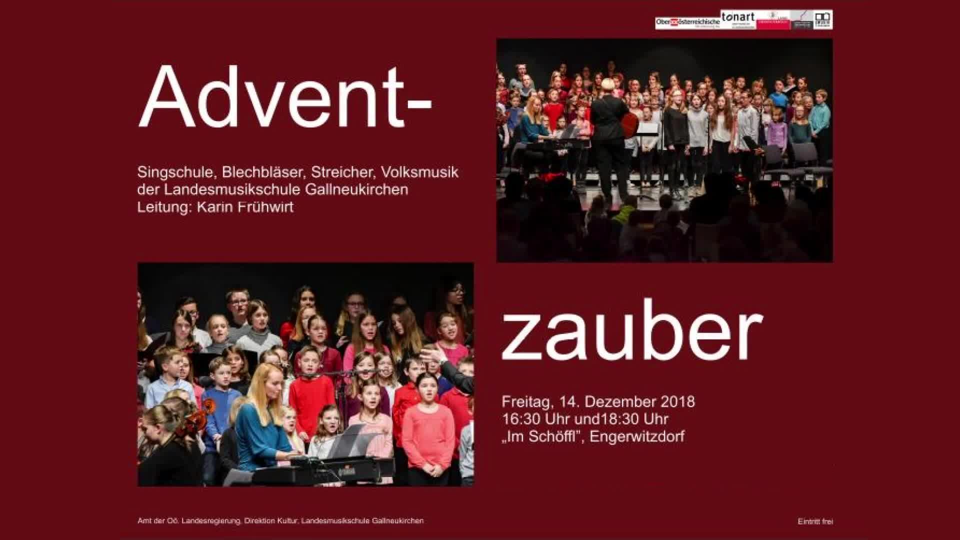 Advent - Zauber 2018
