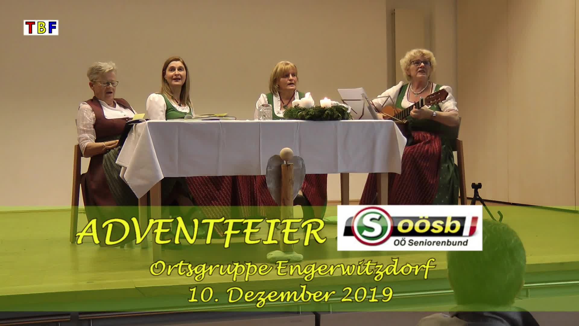 Adventfeier - Seniorenbund EWD