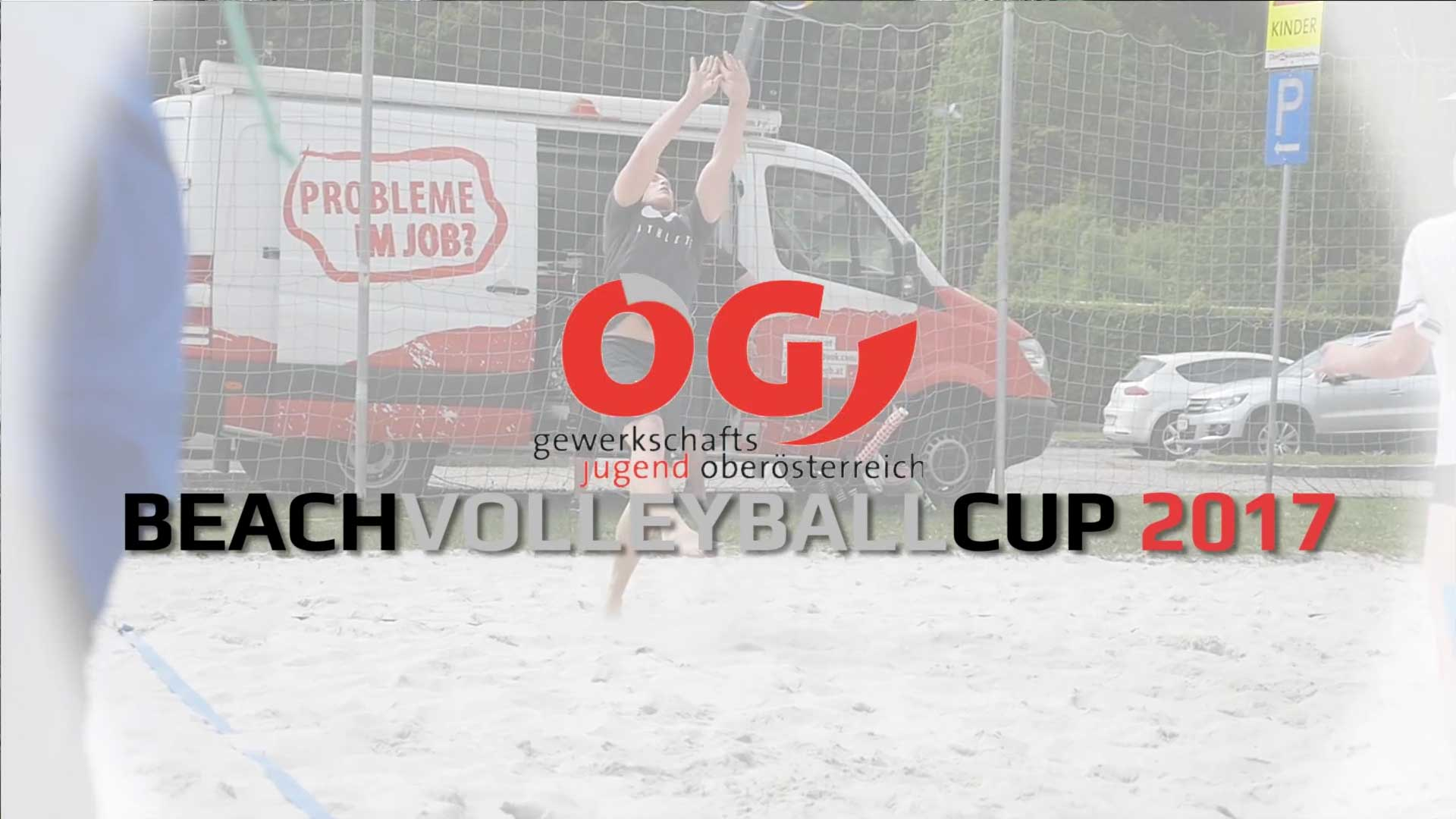 ÖGJ Beachvolleyballcup 2017