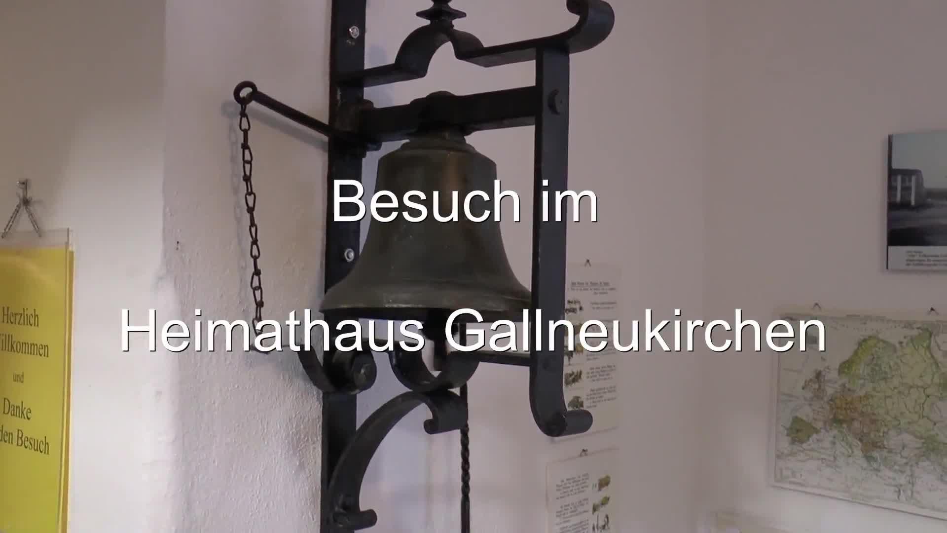 Besuch im Heimathaus Gallneukirchen