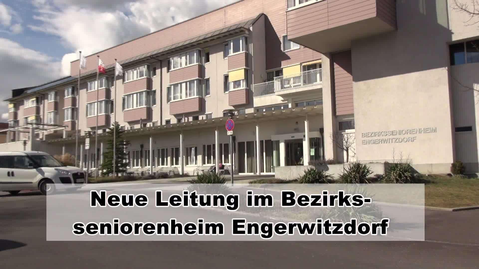 Bezirksseniorenheim - Neue Leitung