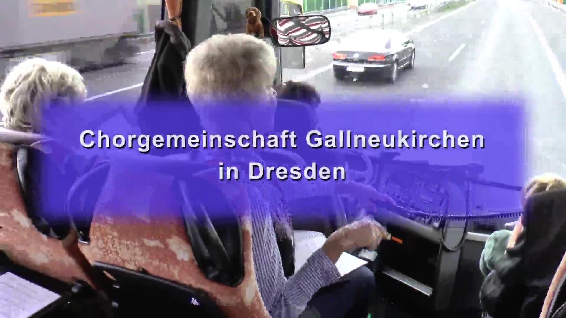 Chorgemeinschaft Gallneukirchenin Dresden