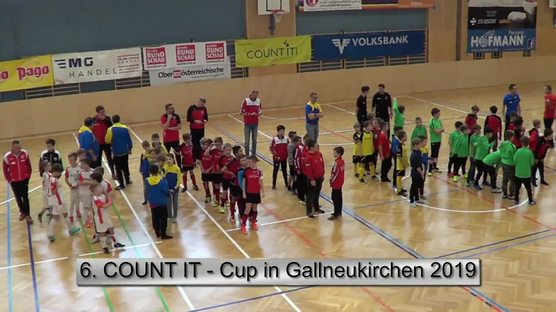 COUNT IT Cup in Gallneukirchen 2019