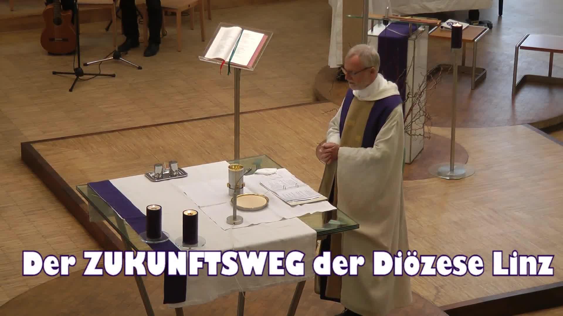 Der Zukunftsweg der Diözese Linz