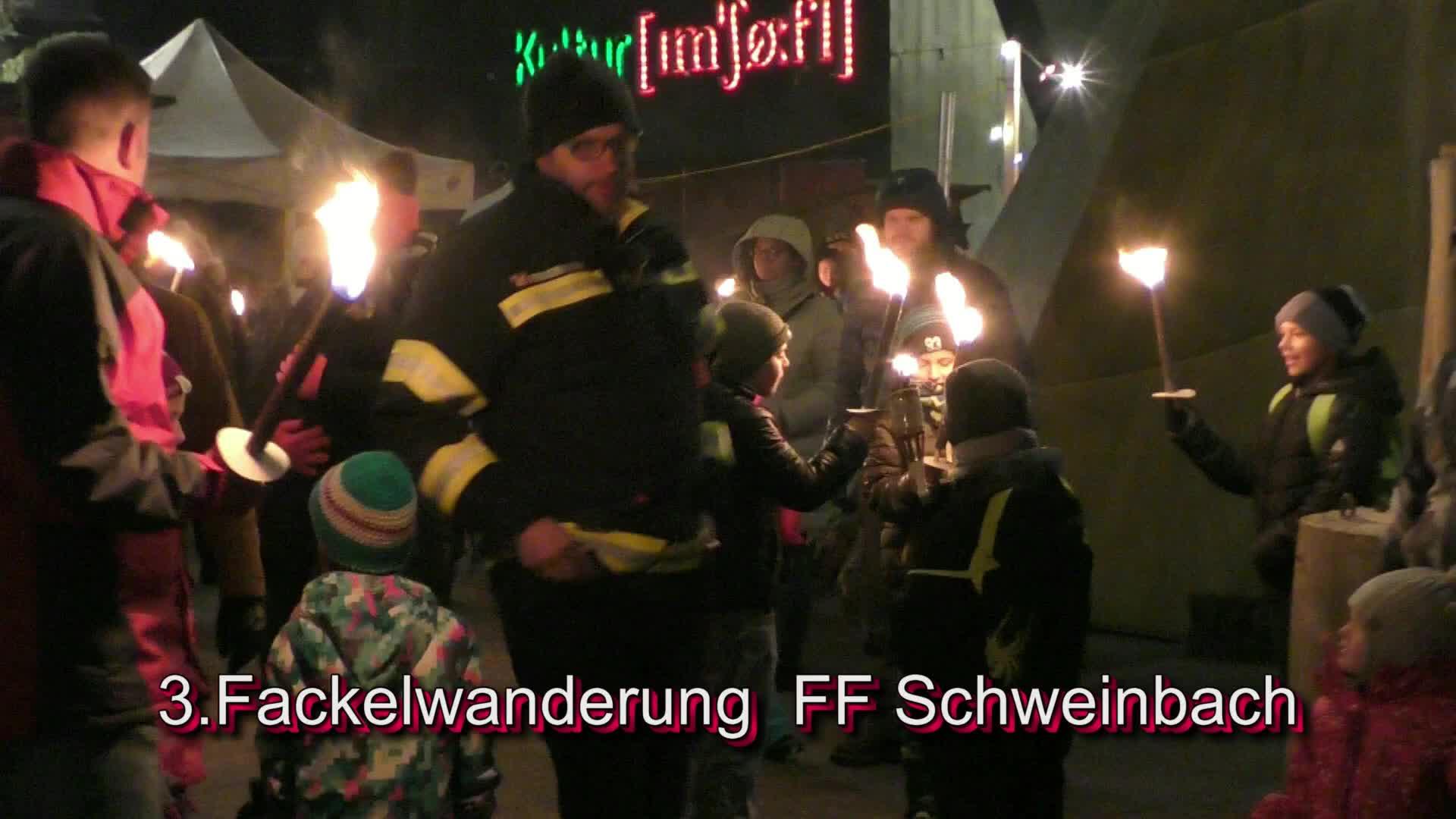 3. Fackelwanderung FF Schweinbach