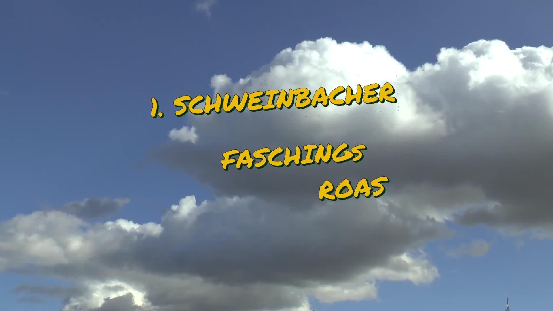 1. Schweinbacher Faschings-ROAS