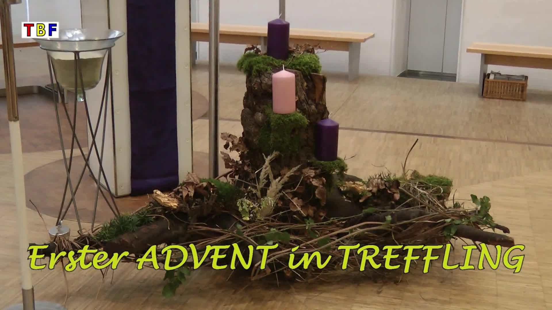 Erster Advent in Treffling