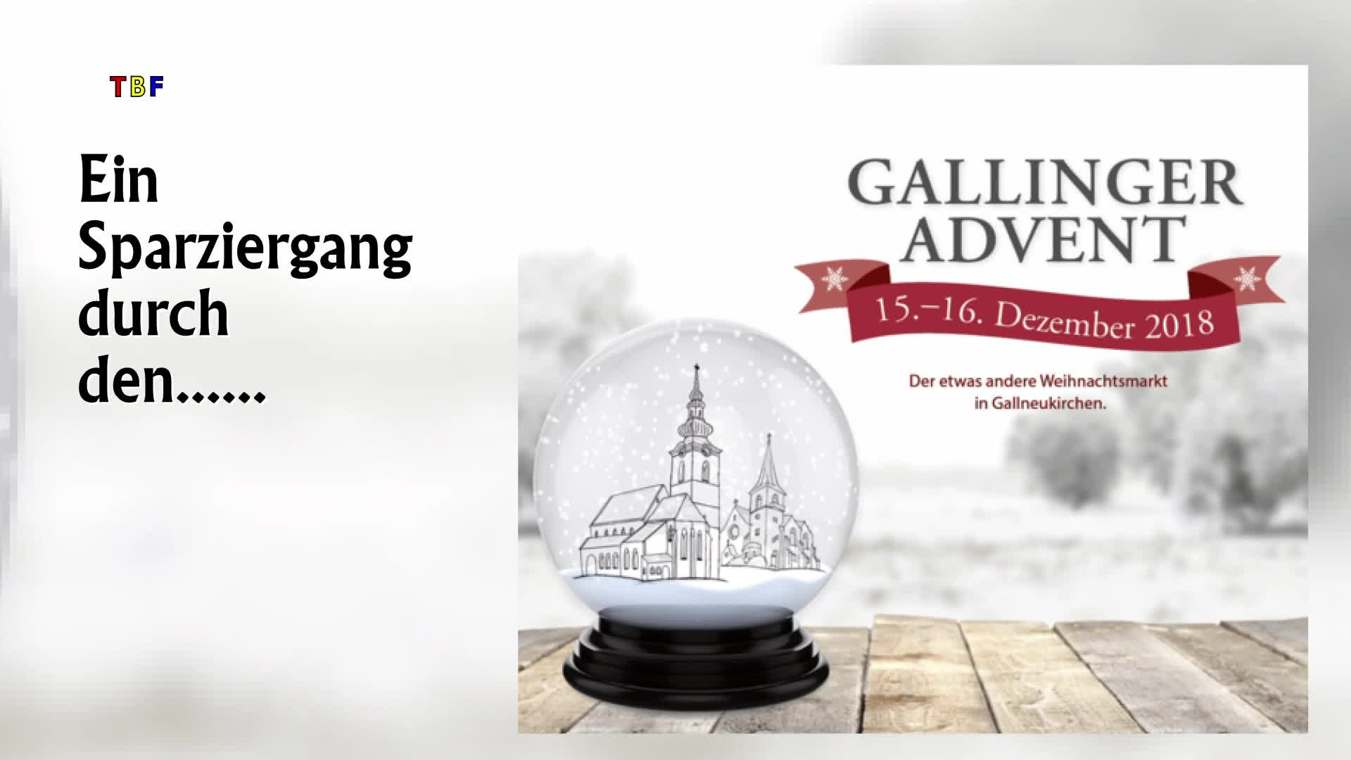 Gallinger Advent 2018