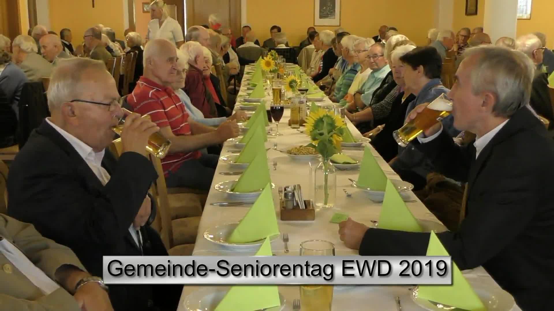 Gemeinde-Seniorentag EWD 2019