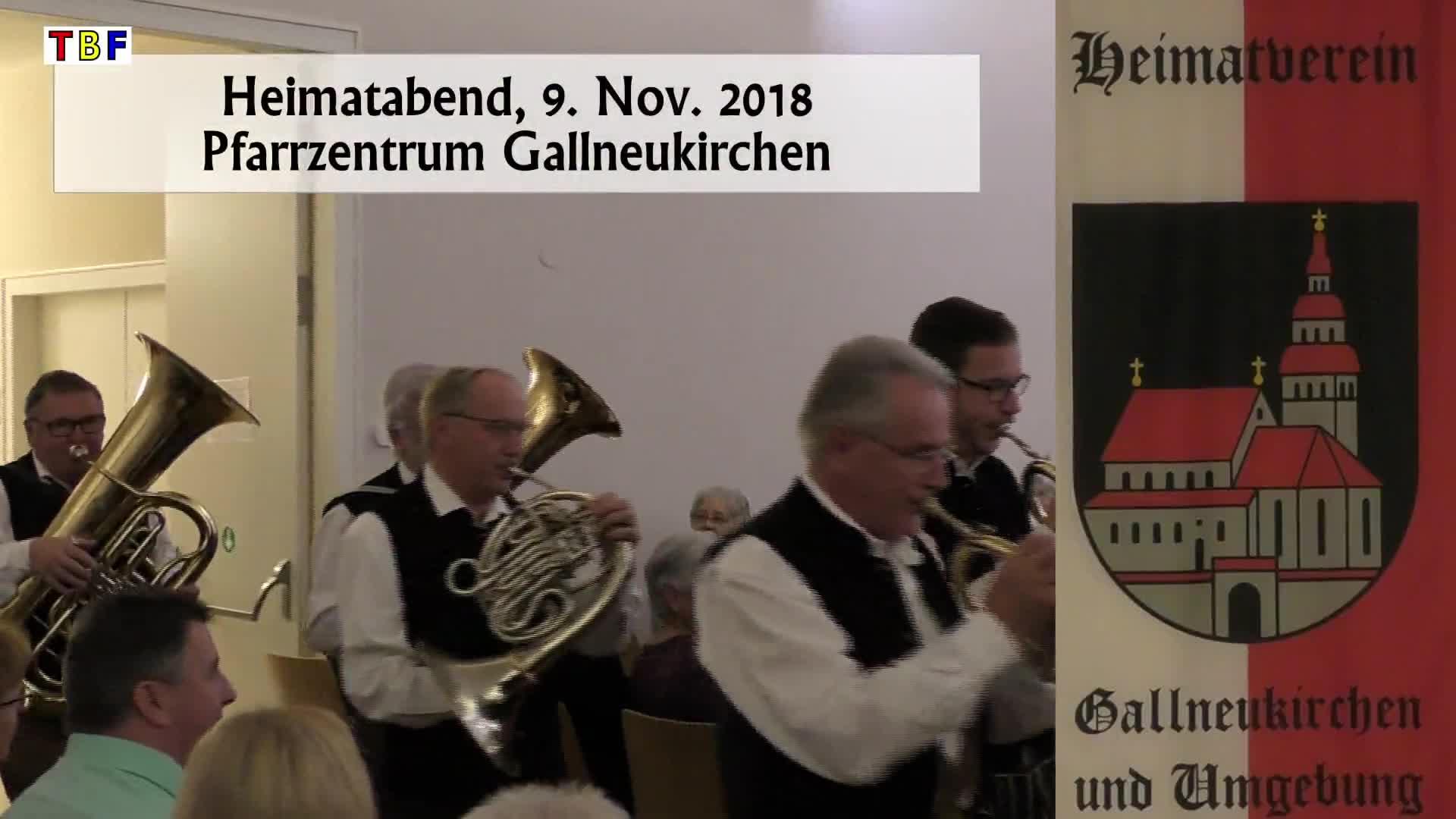 Heimatabend in Gallneukirchen