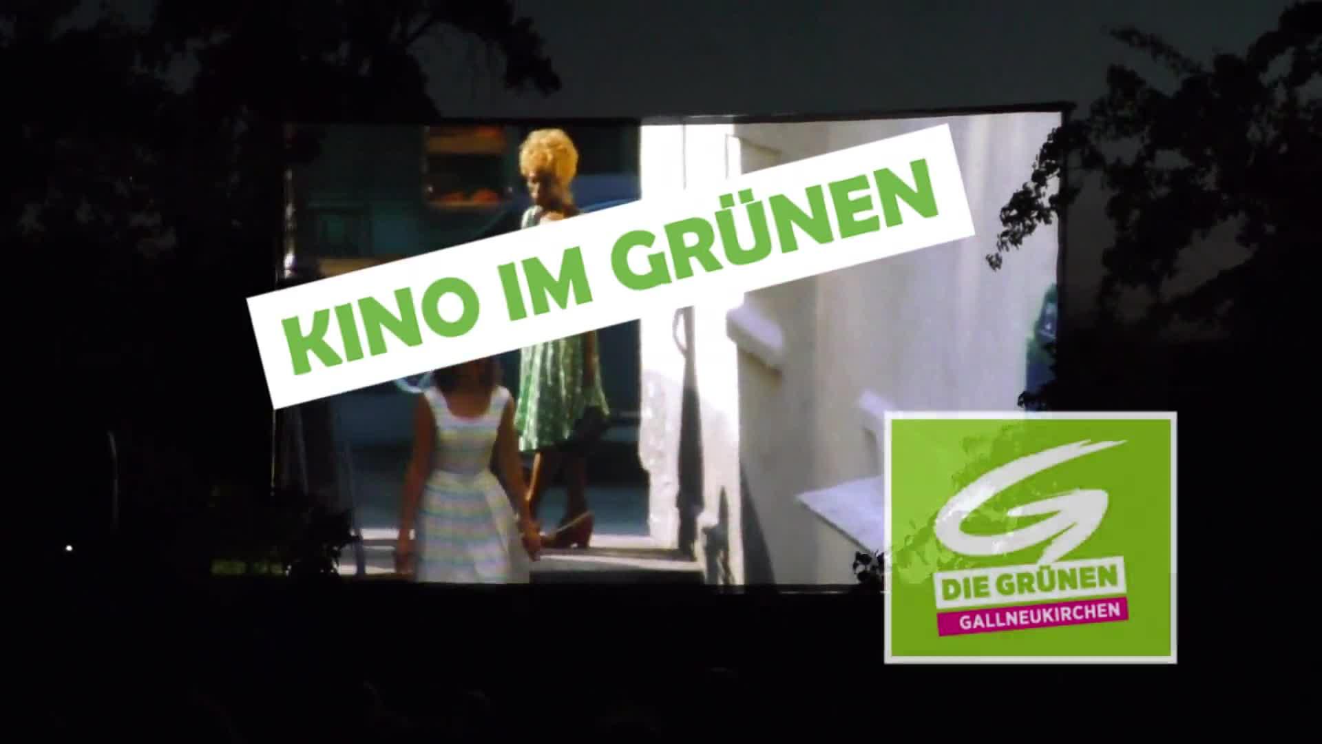 Kino im Grünen