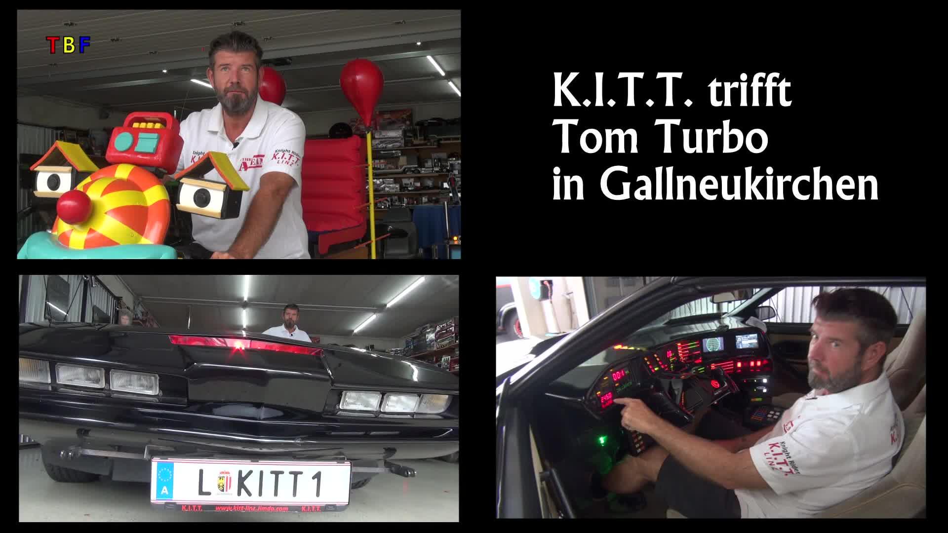 K.I.T.T. trifft Tom Turbo