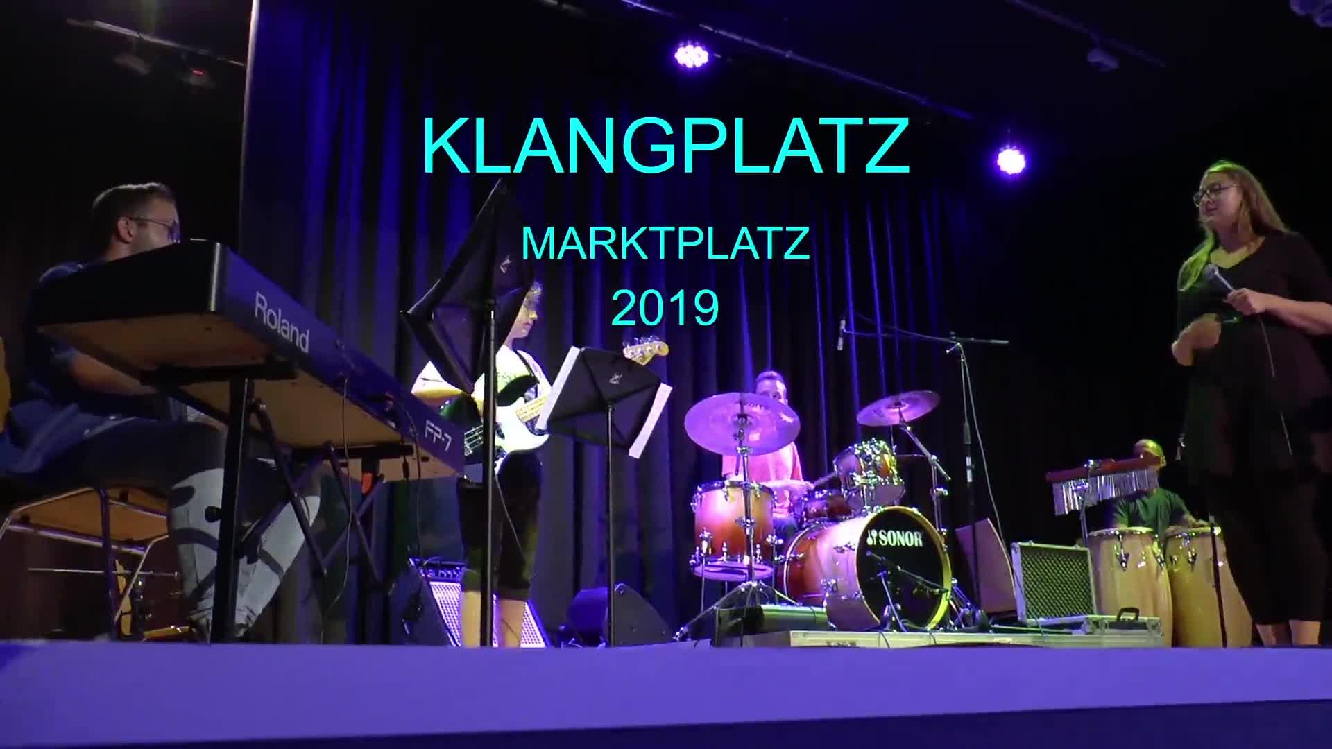 Klangplatz Marktplatz