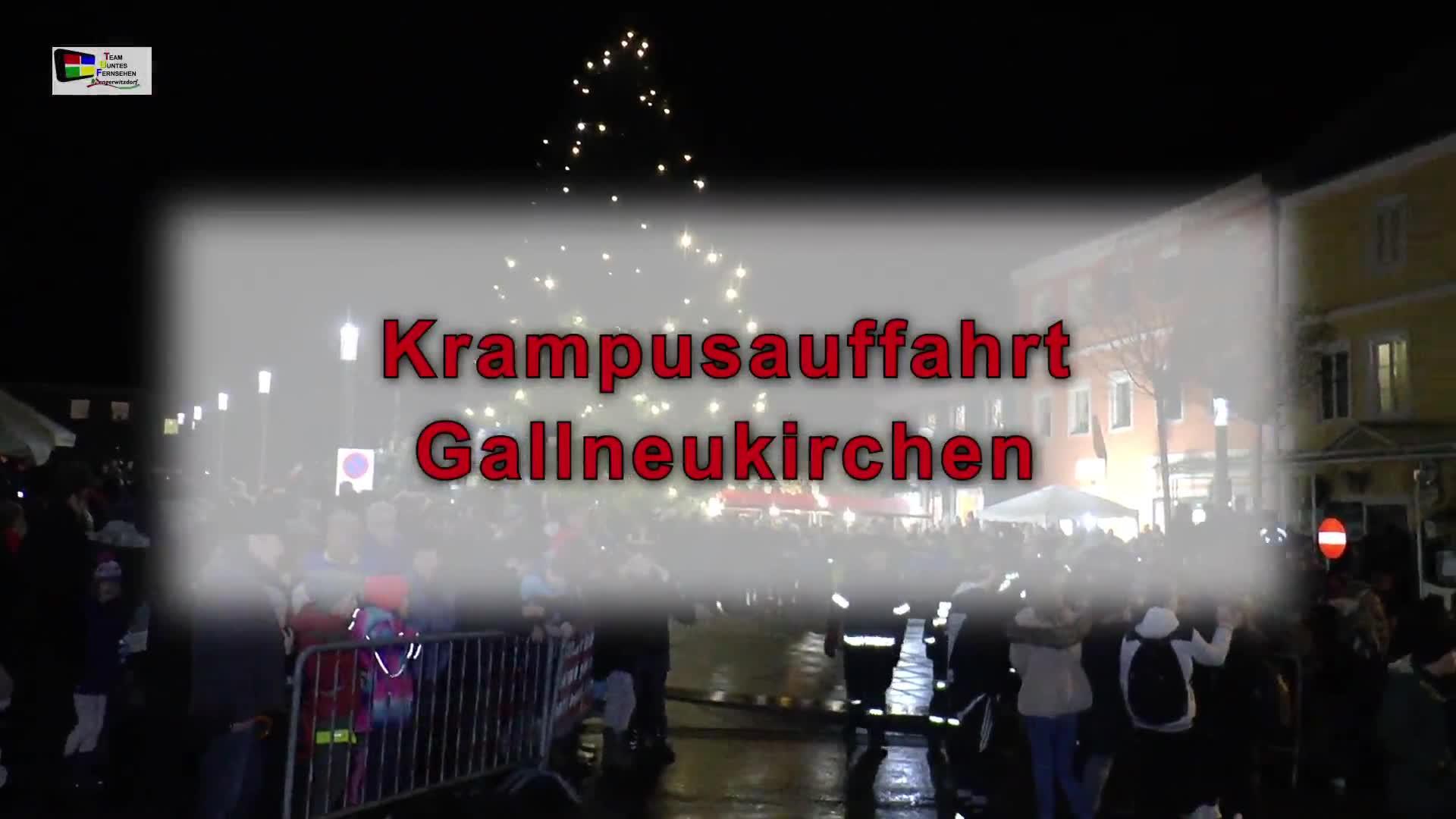 Krampusauffahrt Gallneukirchen