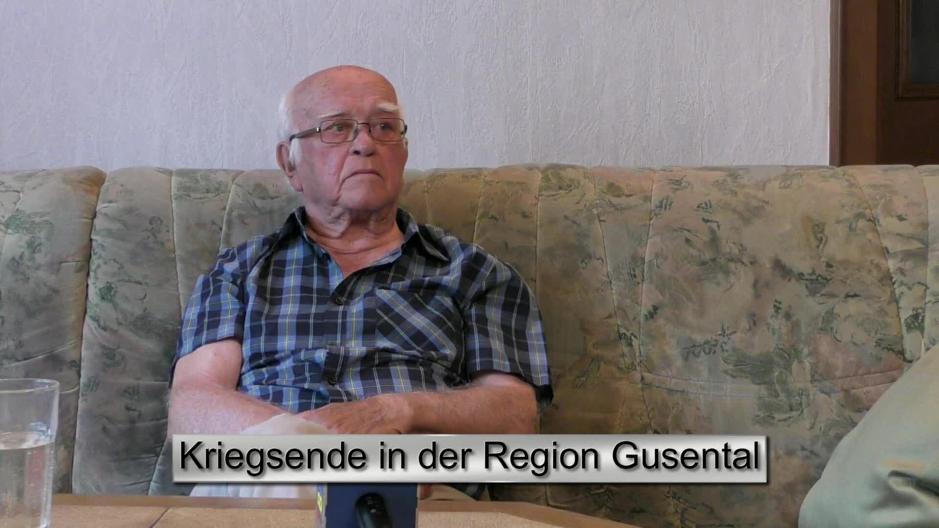 Kriegsende in der Region Gusental!