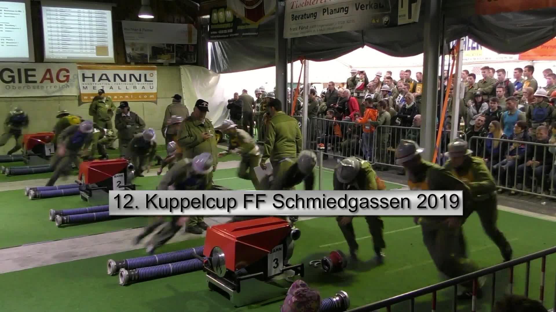 12. Kuppelcup FF Schmiedgassen 2019