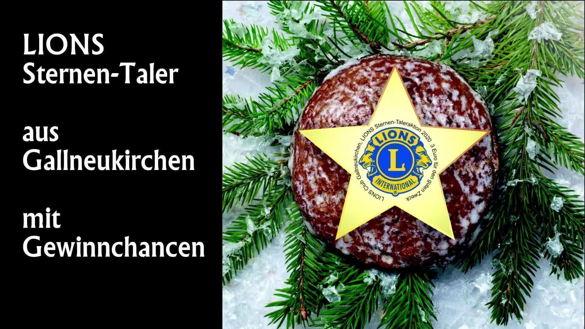 LIONS Sternen-Taler in Gallneukirchen