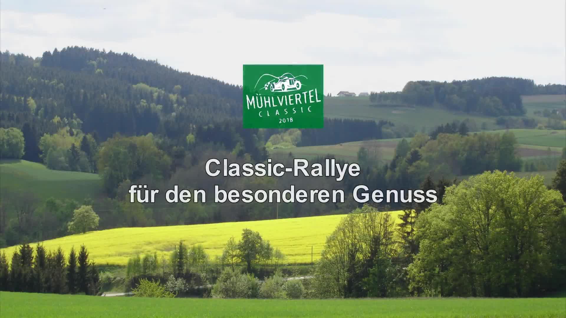 Mühlviertel Classic Rallye 2018