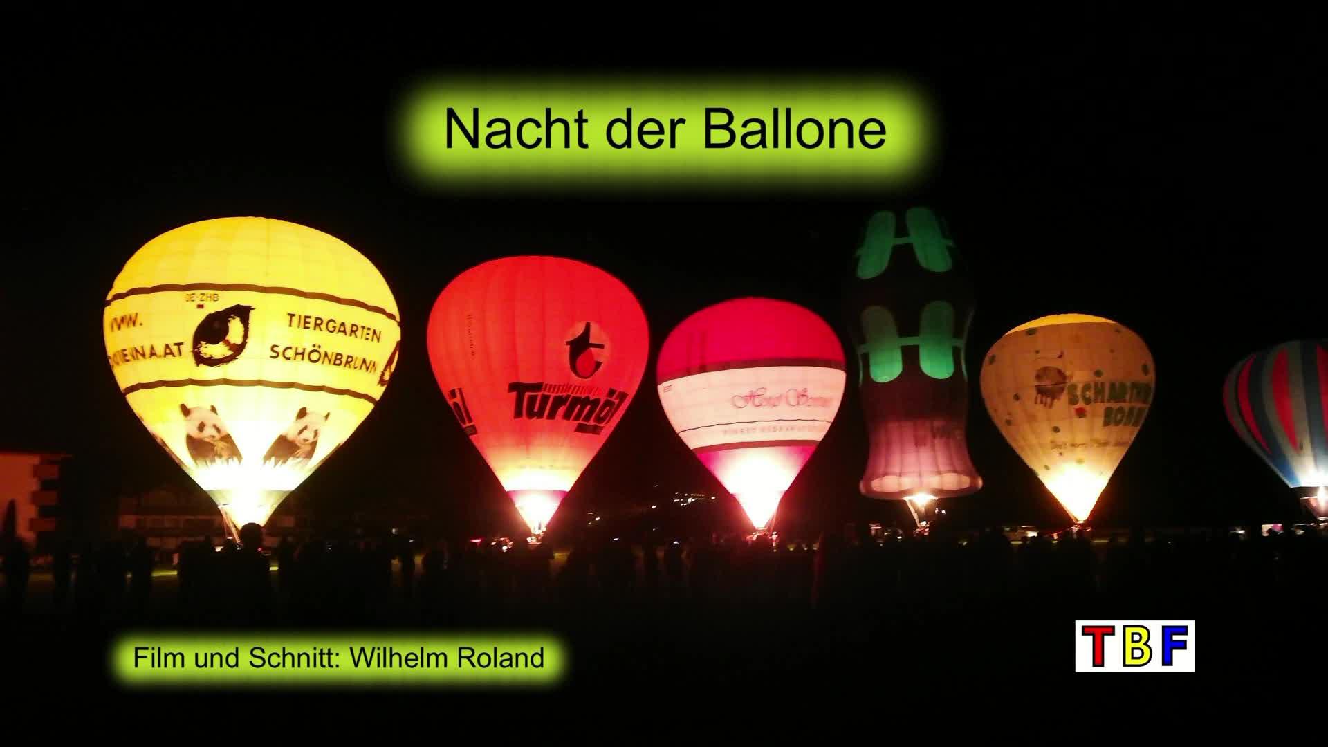 Nacht der Ballone 2019