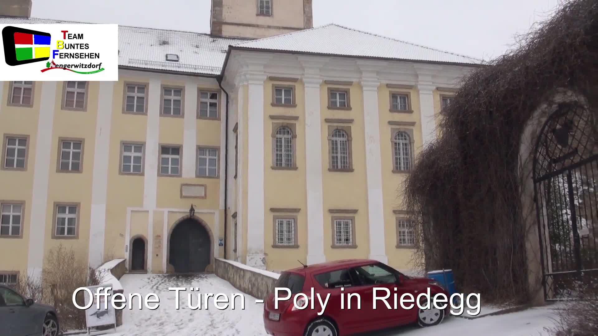 Offene Türen - Poly in Riedegg