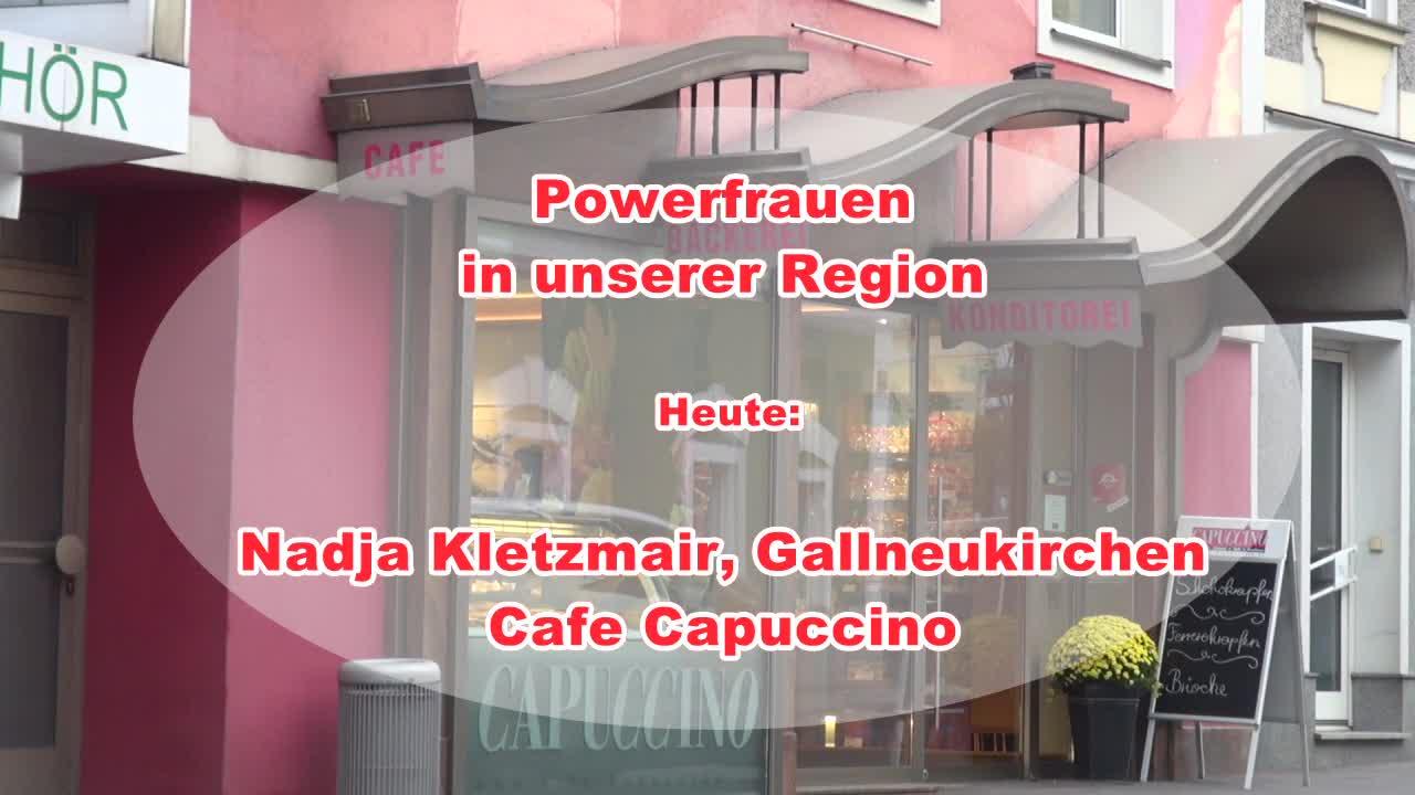 Powerfrauen in unserer Region - Nadja Kletzmair