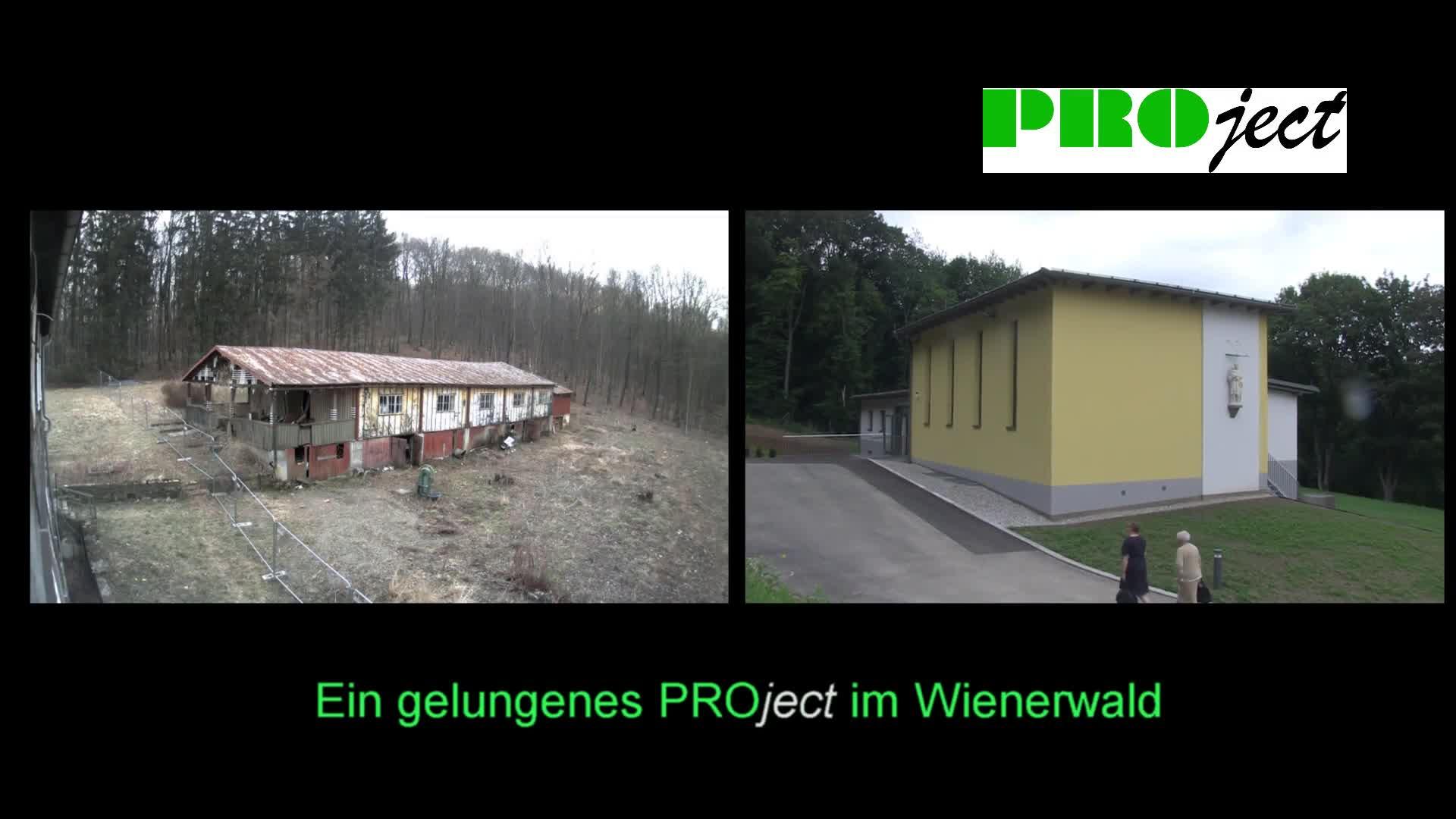 Project im Wienerwald