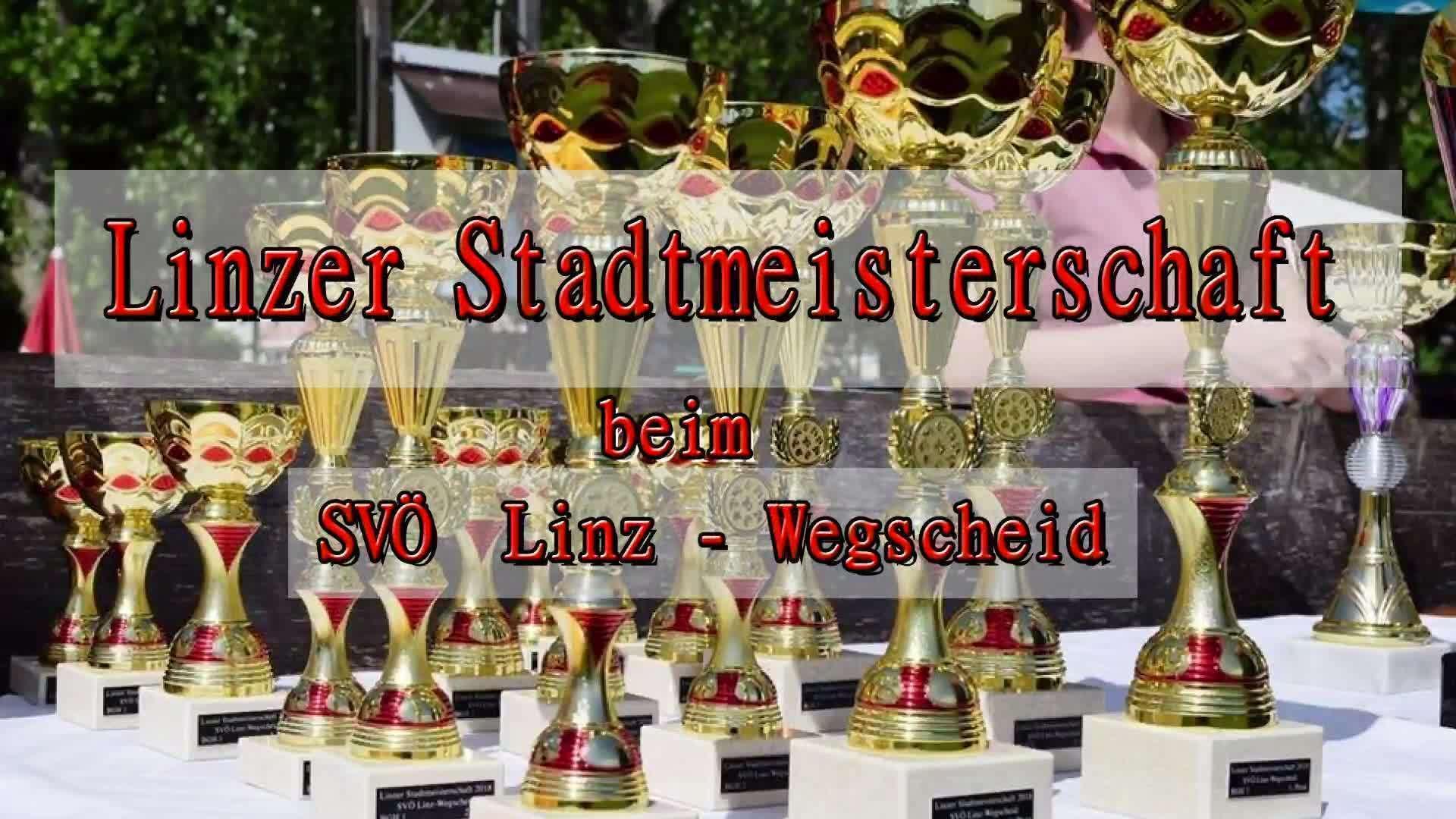 Stadtmeisterschaft Linz im Begleithundesport