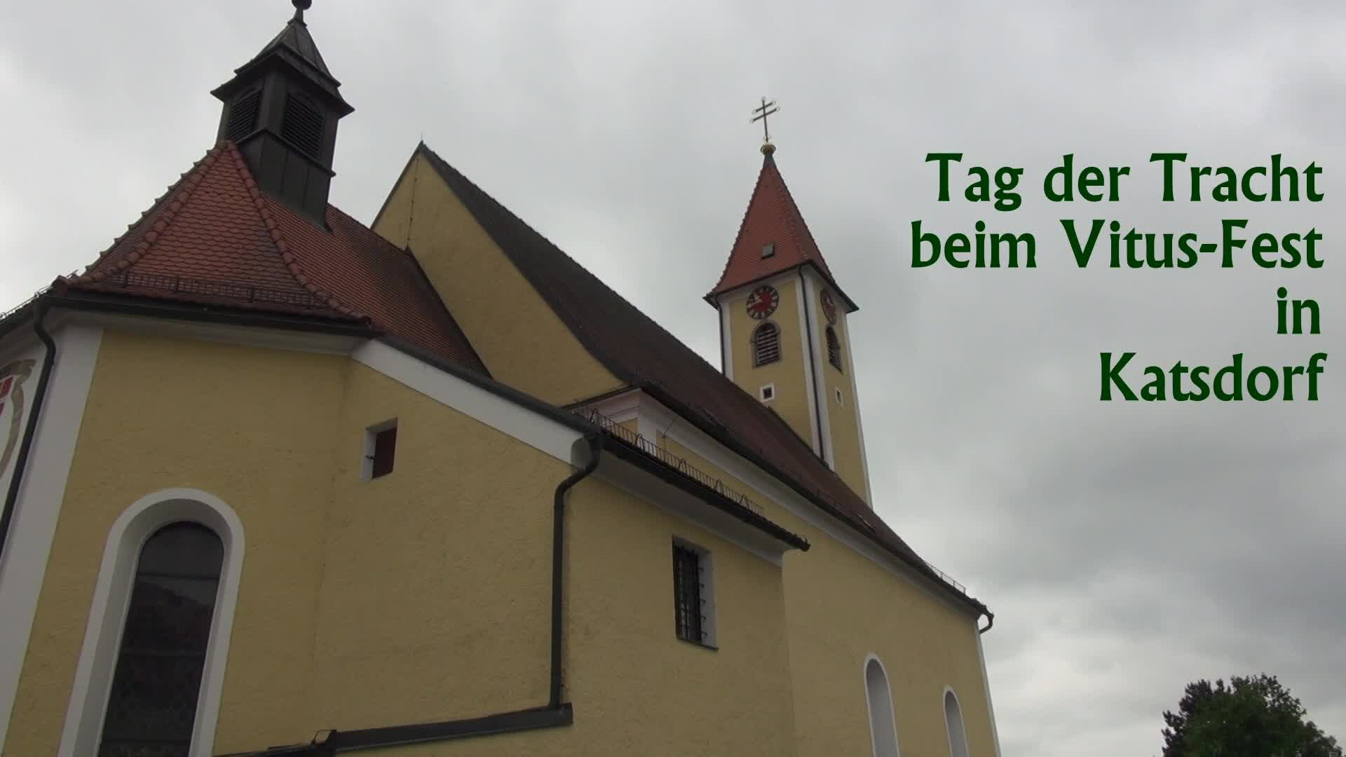 Tag der Tracht in Katsdorf