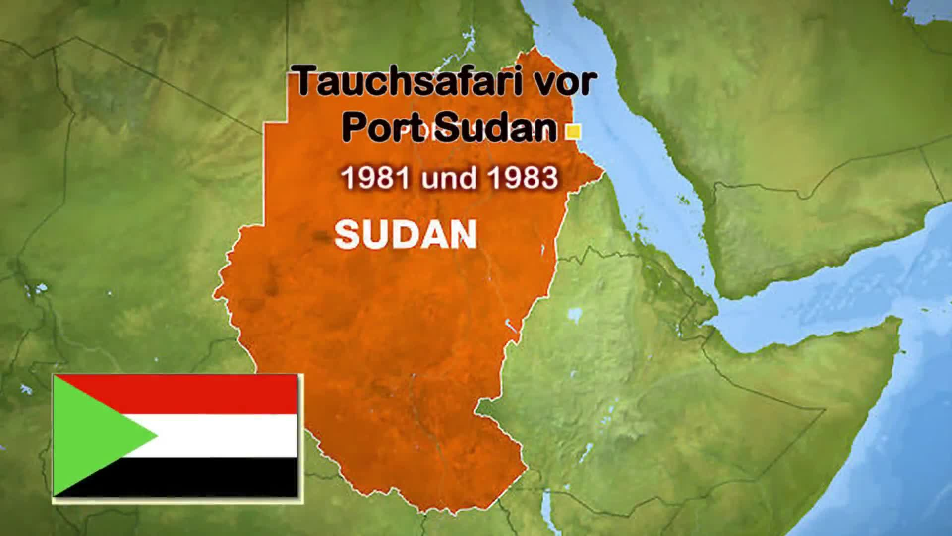 Tauchsafari vor Port Sudan