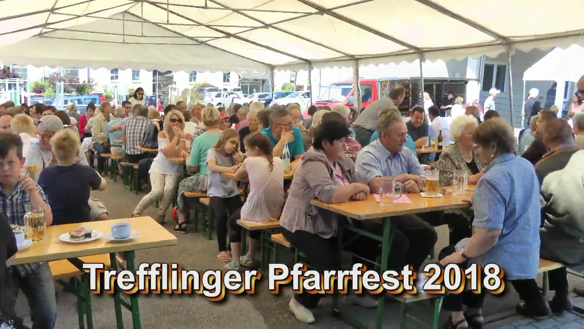 Trefflinger Pfarrfest 2018