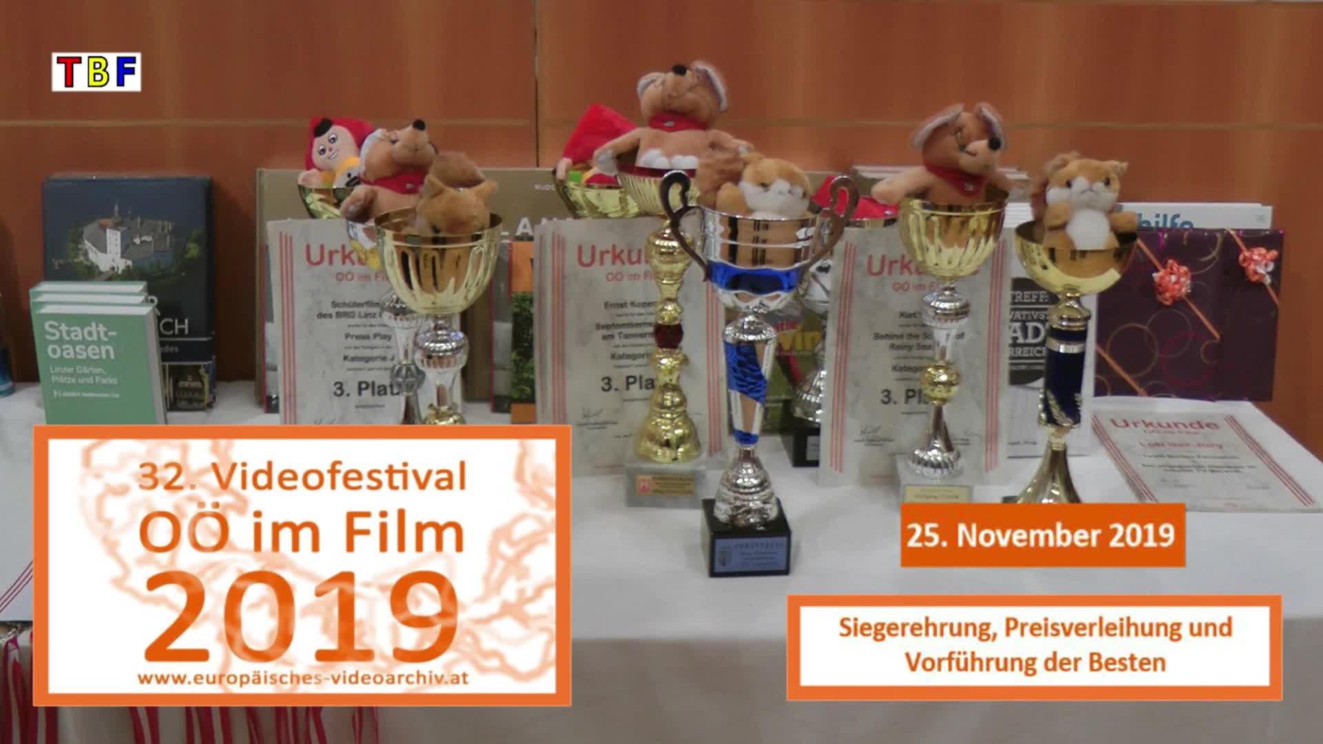 32. Videofestival