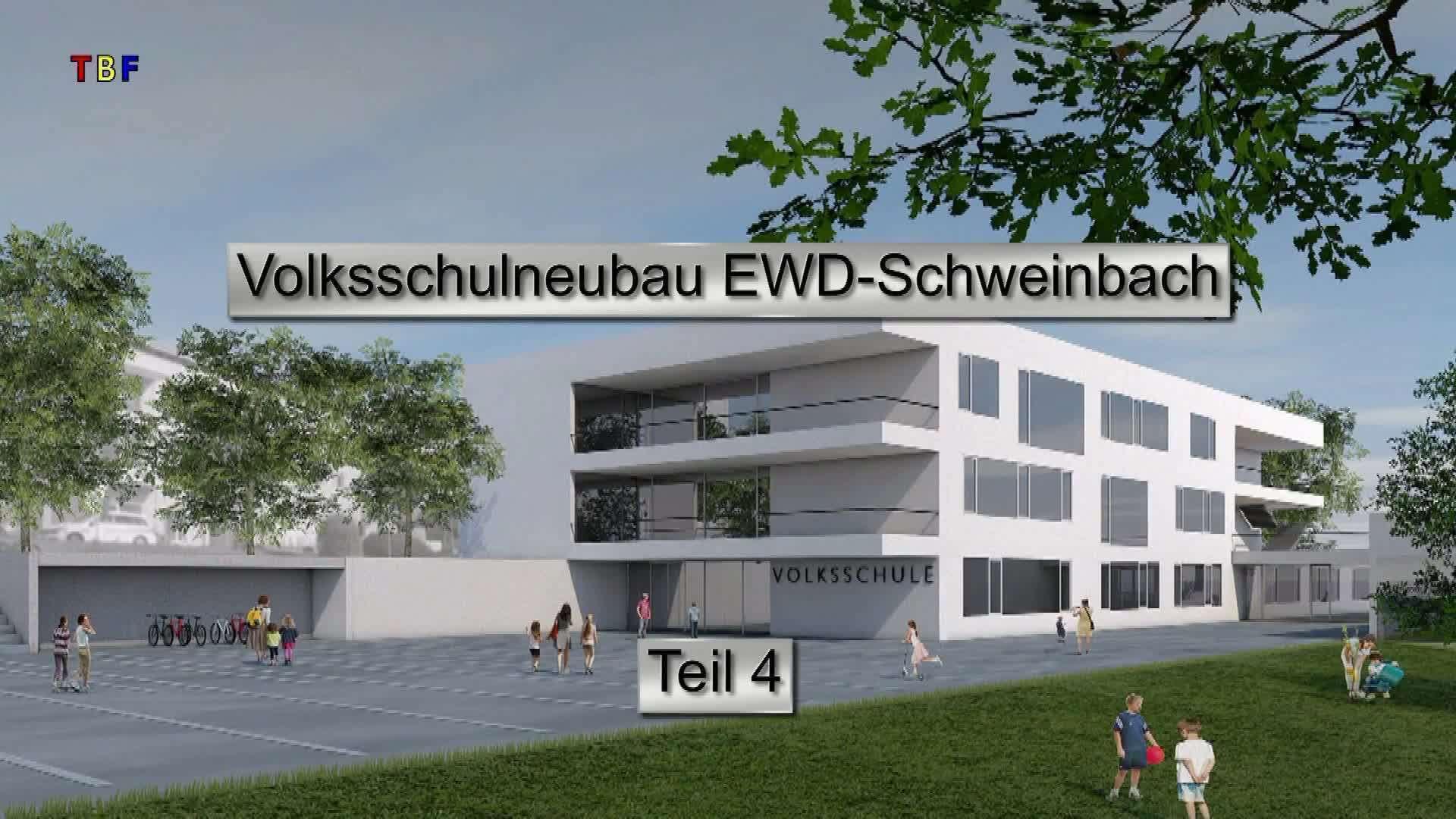 Volksschulneubau EWD-Schweinbach Teil 4