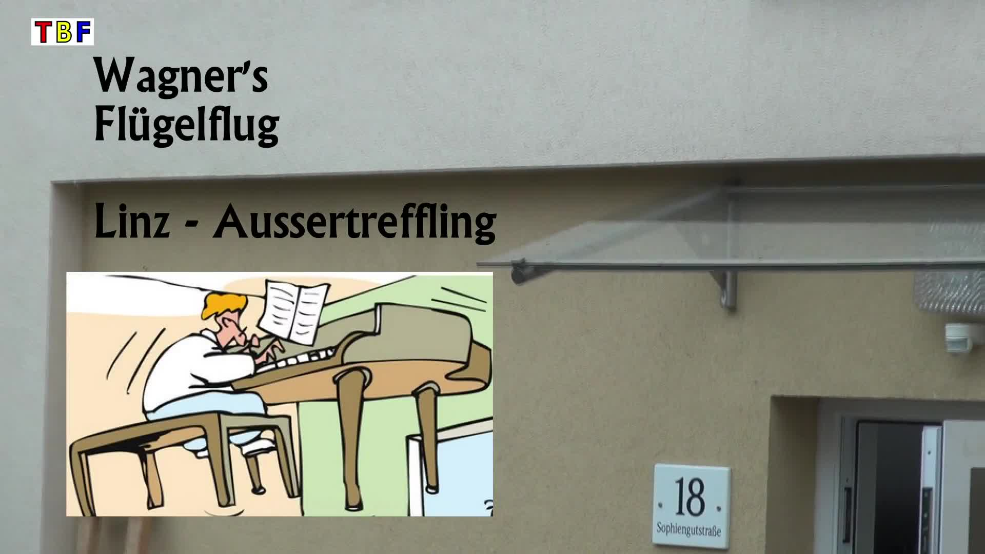 Wagner's Flügelflug
