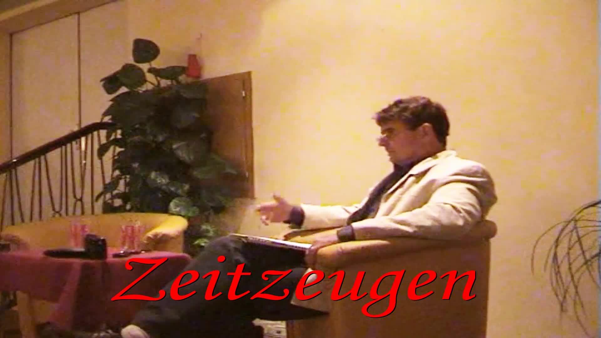 Zeitzeugen aus Engerwitzdorf,Folge 1